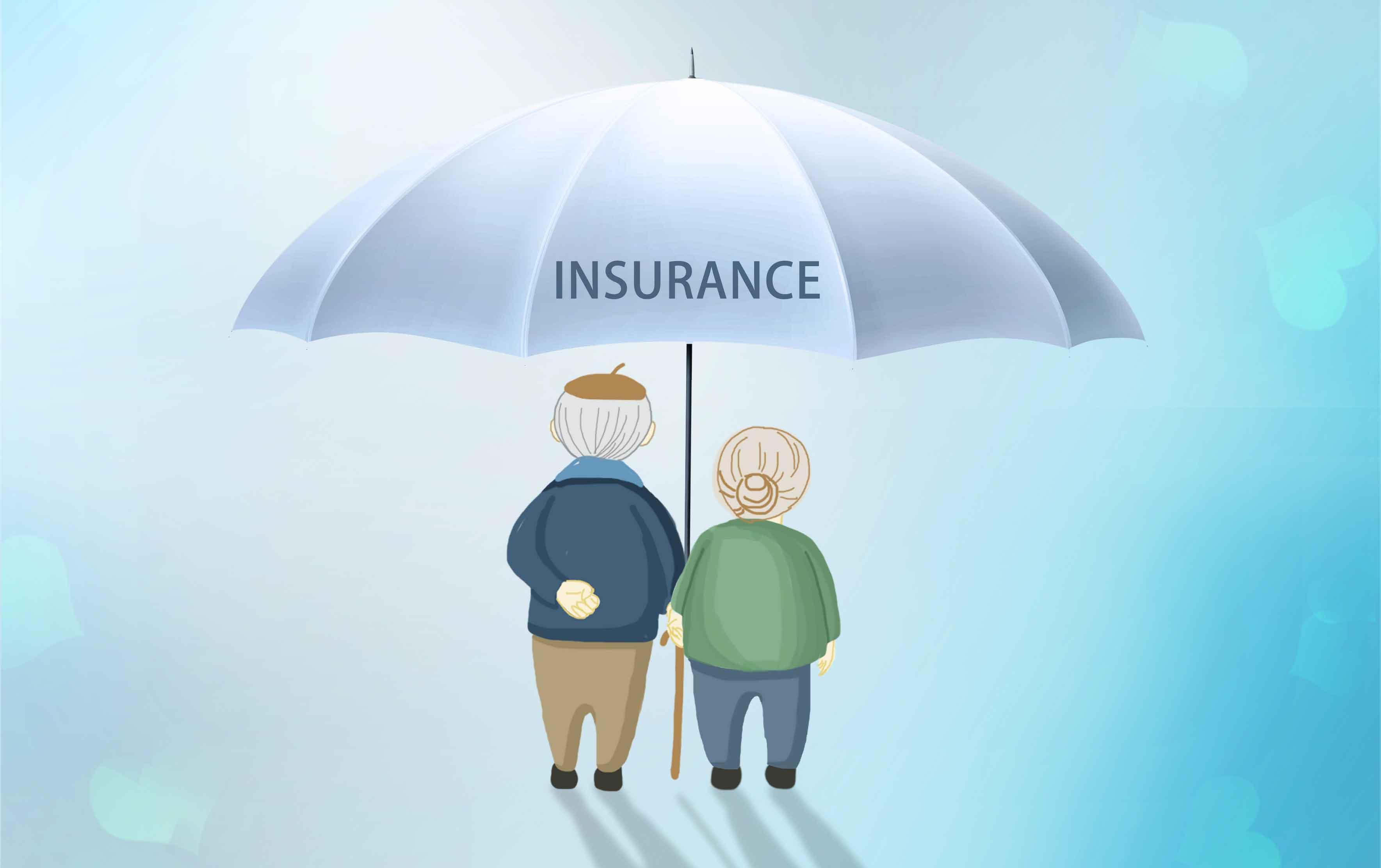 养老保险的比例