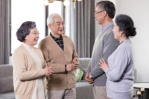 老年人住院保险